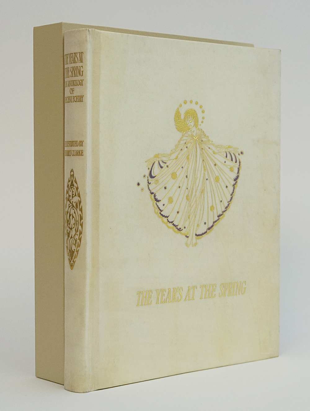 The Years at the Spring. An Anthology of Recent Poetry. London: George G. Harrap & Co. Ltd., 1920.